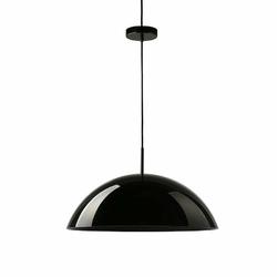 HK Living :: Lampa wisząca Cupola czarna