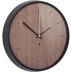 Zegar ścienny Madera Umbra orzech włoski 118413-048