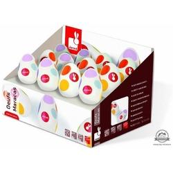 Jajeczko marakas instrument confetti