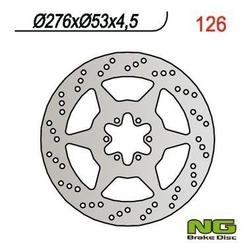 Ng126 tarcza hamulcowa honda ntv 650 88-97 276x53x4,5