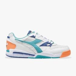 Sneakersy diadora rebound ace - zielony