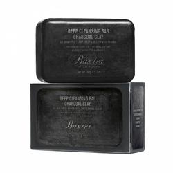 Baxter of california charcoal clay - głęboko oczyszczające mydło z glinką  198g