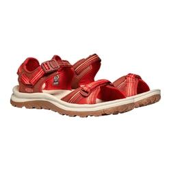 Sandały damskie keen terradora ii open toe sandal - czerwony