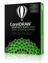 Corel CorelDRAW GS 2018  SBE 3Usr W CDGS2018CZPLDPSBE