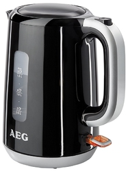 Czajnik elektryczny AEG EWA3700  wyjmowany filtr  3000 W  1,5 l  płaska grzałka