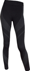 Brubeck le10170 spodnie damskie multifunction czarne
