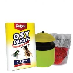 Pułapka - grzybek na osy i muchy – 200 ml target