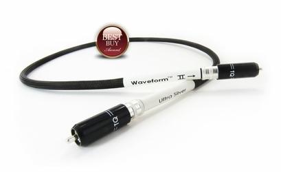Tellurium Q Waveform II Ultra Silver Długość: 3 m