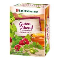 Bad heilbrunner herbata relaksująca z melisą