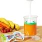 Fill n squeeze - zestaw do napełniania z saszetkami i szczoteczką