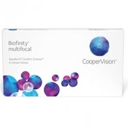 Biofinity Multifocal, 3 szt.
