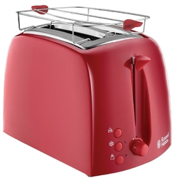 Toster RUSSELL HOBBS 21642-56  2 tosty  rozmrażanie  ruszt do podgrzewania bułek