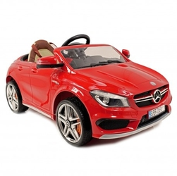 Mercedes cla 45 amg  z amortyzatorami, miękkie koła, siedzenie, hamulec, regulacja kierownicy, lakier1538