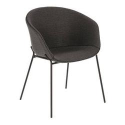 Krzesło dina ciemnoszare