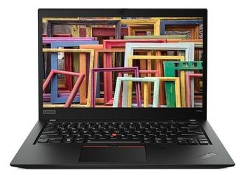 Lenovo Ultrabook ThinkPad T490s 20NX001QPB W10Pro i7-8565U16GB512GBINT14.0 FHDBlack3YRS CI