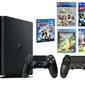 KONSOLA SONY PS4 500 GB SLIM + 2 PADY + 5 GIER KIDS