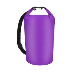 Worek torba wodoodporna wodoszczelna 50 l fioletowy