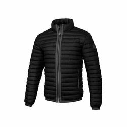 Kurtka zimowa Pit Bull West Coast Light Padded Jacket Maxwell Black - Black