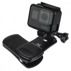 Maclean Uchwyt klips do kamery sportowej MC-820