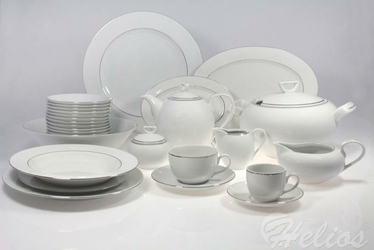 Serwis obiadowo-kawowy dla 12 os.  105 części - 9716 YVONNE