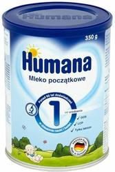 Humana 1 Mleko początkowe od urodzenia 350g