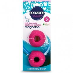 Ecozone, Magnoloo Odkamieniacz do Toalet, 2 szt.