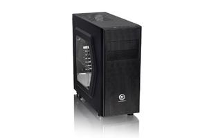 Thermaltake versa h24 usb 3.0 window 120mm, czarna