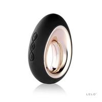Sexshop - lelo alia stylowy wyrafinowany symulator vibrator czarny - online