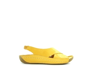 Sandały damskie ts wh1001 żół