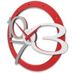 Zegar ścienny scarlett calleadesign jasnozielony 10-127-76