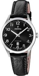 Festina titanium date f20469-3