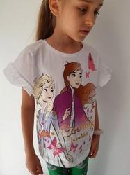 Koszulka dla dziewczynki frozen