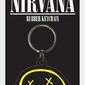 Nirvana smiley - brelok