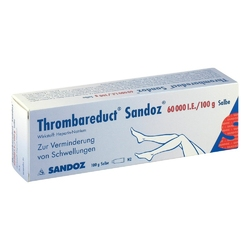 Thrombareduct sandoz 60 000 i.e. maść