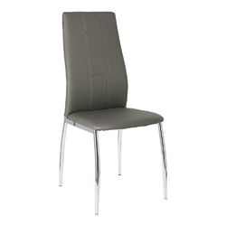 Krzesło k202 venus ciemny szary - szary ciemny
