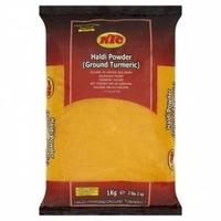 Turmeric kurkuma powder haldi 1kg ktc