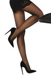Rajstopy nettie 20 den black livia corsetti