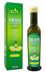 Tran norewski o aromacie cytrynowym 250ml