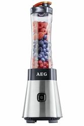 Blender AEG SB2400 PerfectMix  butelka 600 ml  300W  do koktajli, mielenia kawy i siekania orzechów - Klasa 2