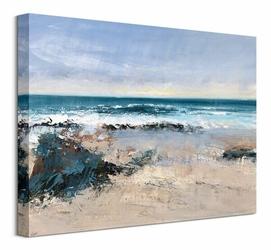 Watching the Waves - obraz na płótnie