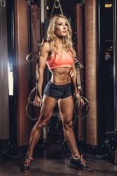 Fototapeta fitness 167p
