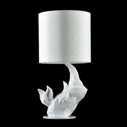 Lampa stołowa nosorożec nashorn maytoni modern mod470-tl-01-w