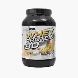 VITALMAX Whey Protein 80 - 1000g Puszka - Banana