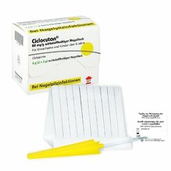 Ciclocutan 80 mgg wirkstoffhaltiger Nagellack