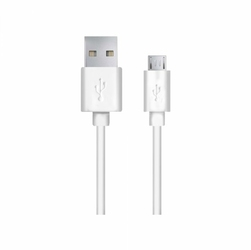 Esperanza Kabel Micro USB 2.0 A-B MM 0.5M Biały