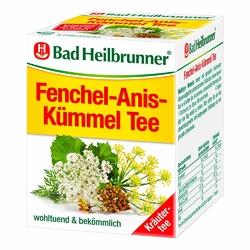Bad Heilbrunner Tee Fenchel Anis Kuemmel Btl.