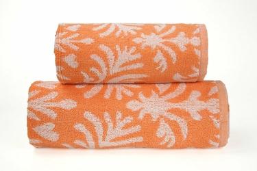 Ręcznik KELLY Frotex pomarańczowy - pomarańczowy