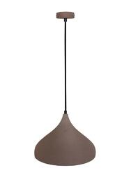 Lampa wisząca viborg 320mm brązowy