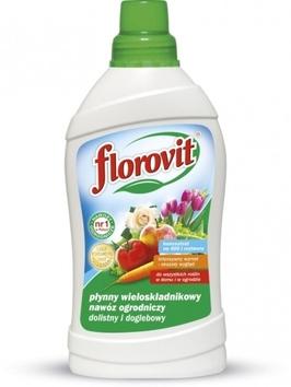 Nawóz uniwersalny – 1 litr florovit florowit