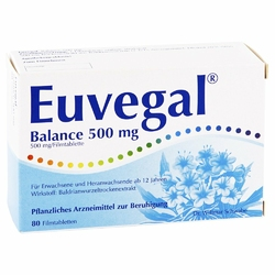 Euvegal Balance 500 mg tabletki powlekane
